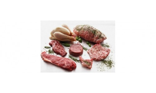 Маринованое  Мясо